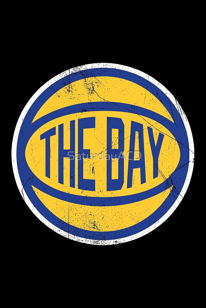 The Bay retro Ball 3 by SaturdayACD