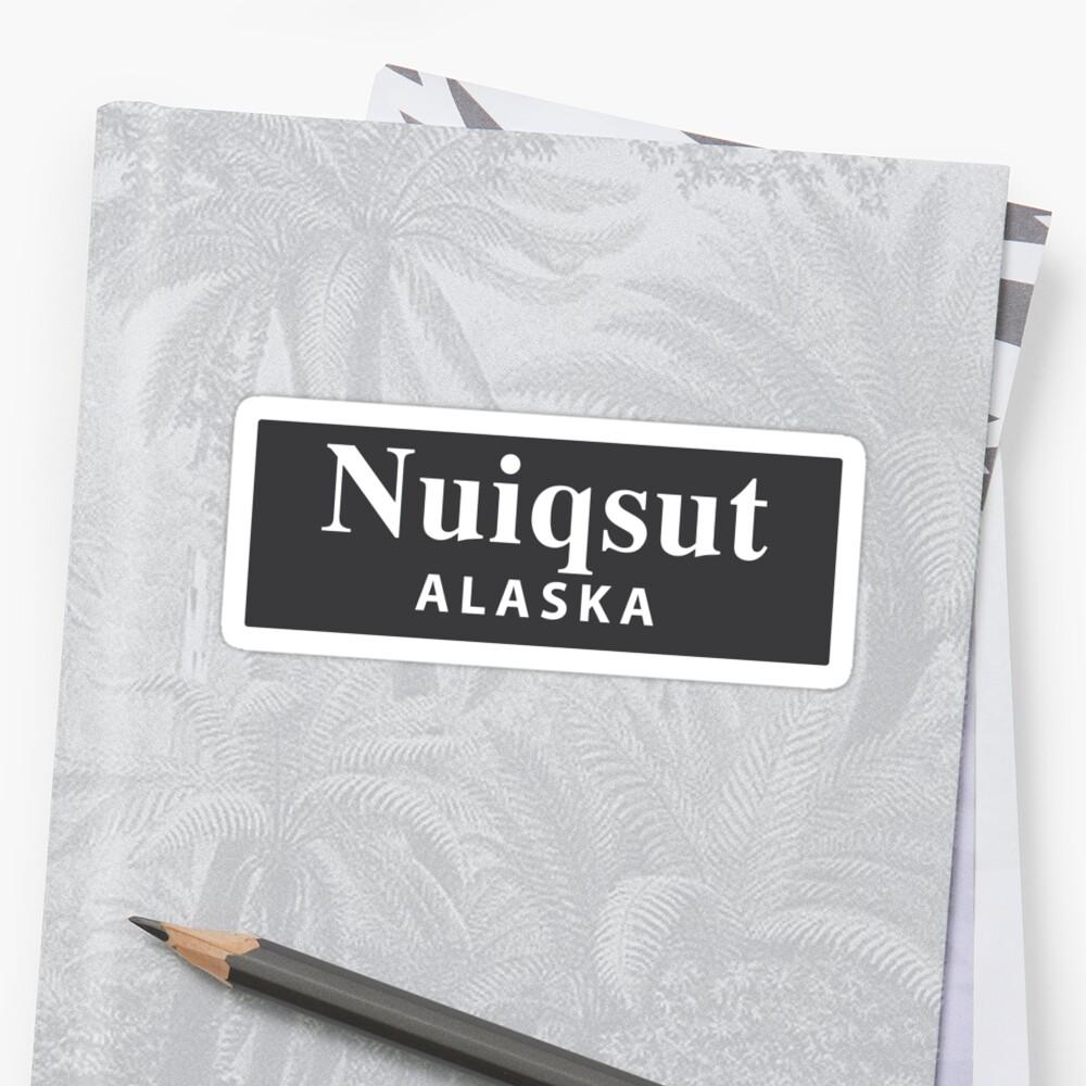 Nuiqsut, Alaska by EveryCityxD1