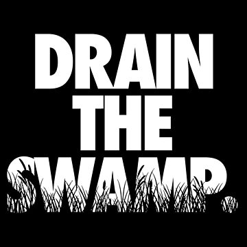 DRAIN THE SWAMP. - Alternate by cpinteractive