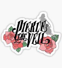 Pierce the veil Pillow or sticker  Sticker