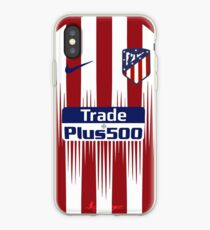 Atletico Madrid Kit iPhone Case