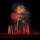 Wamego Ks Fireworks I by HiddenRockRanch