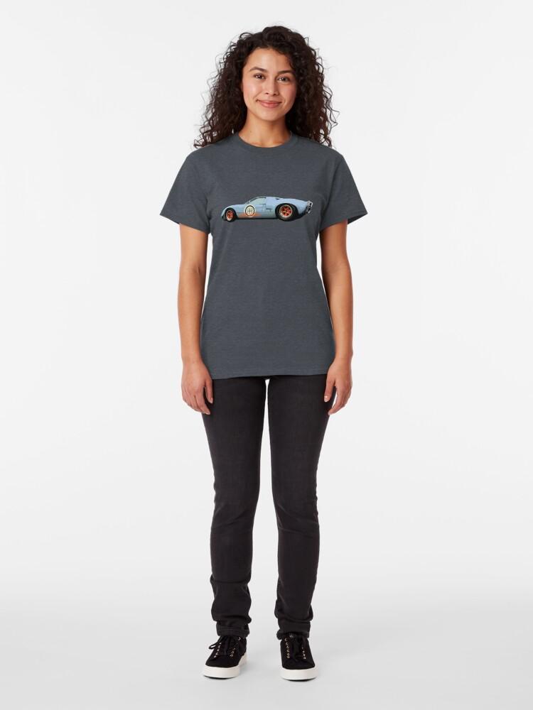 Alternate view of Shift Shirts LeRevenge - LeMans Racing Inspired Classic T-Shirt