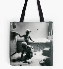 Bubble and Squeak Tote Bag
