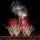 Wamego KS Fireworks Show III by HiddenRockRanch