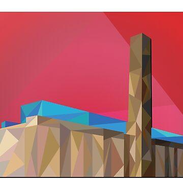 Tate Modern by jackhowse