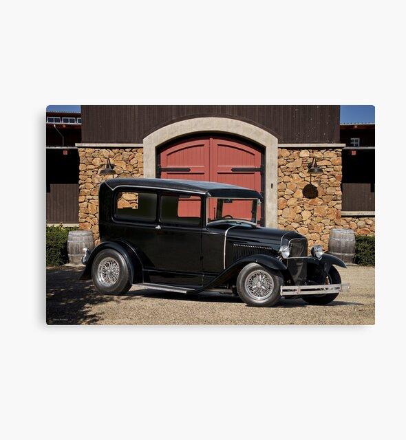 1932 Ford Tudor Sedan 'Felix El Gato' I by DaveKoontz