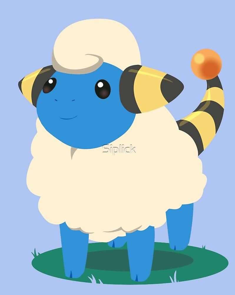 Do androids dream of Mareep? by Siplick