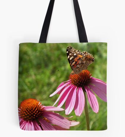 Poised Beauty Tote Bag