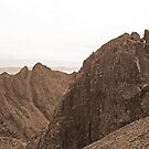 Sgurr Alasdair and the Inaccessible Pinnacle, Skye by ScotLandscapes