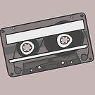 A Strange Tape by artofzan