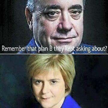 Scottish Independence Plan B by DavidBaker