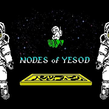 Gaming [ZX Spectrum] - Nodes of Yesod by ccorkin