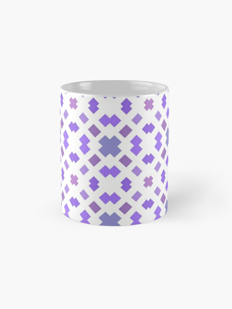 Alternate view of backdrop pattern vector seamless colorful repeat Mug