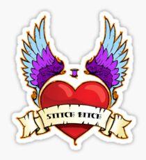 Stitch Bitch Sticker