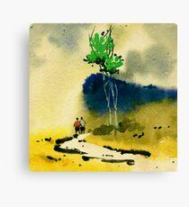 Buddies Canvas Print