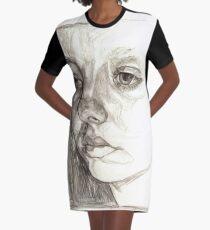 Dark sister Graphic T-Shirt Dress