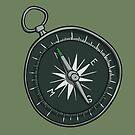 Strange Compass by artofzan