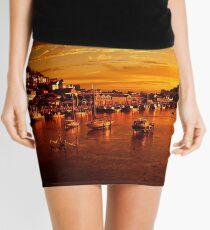 Looe at Sunset Mini Skirt