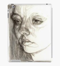 Dark sister iPad Case/Skin