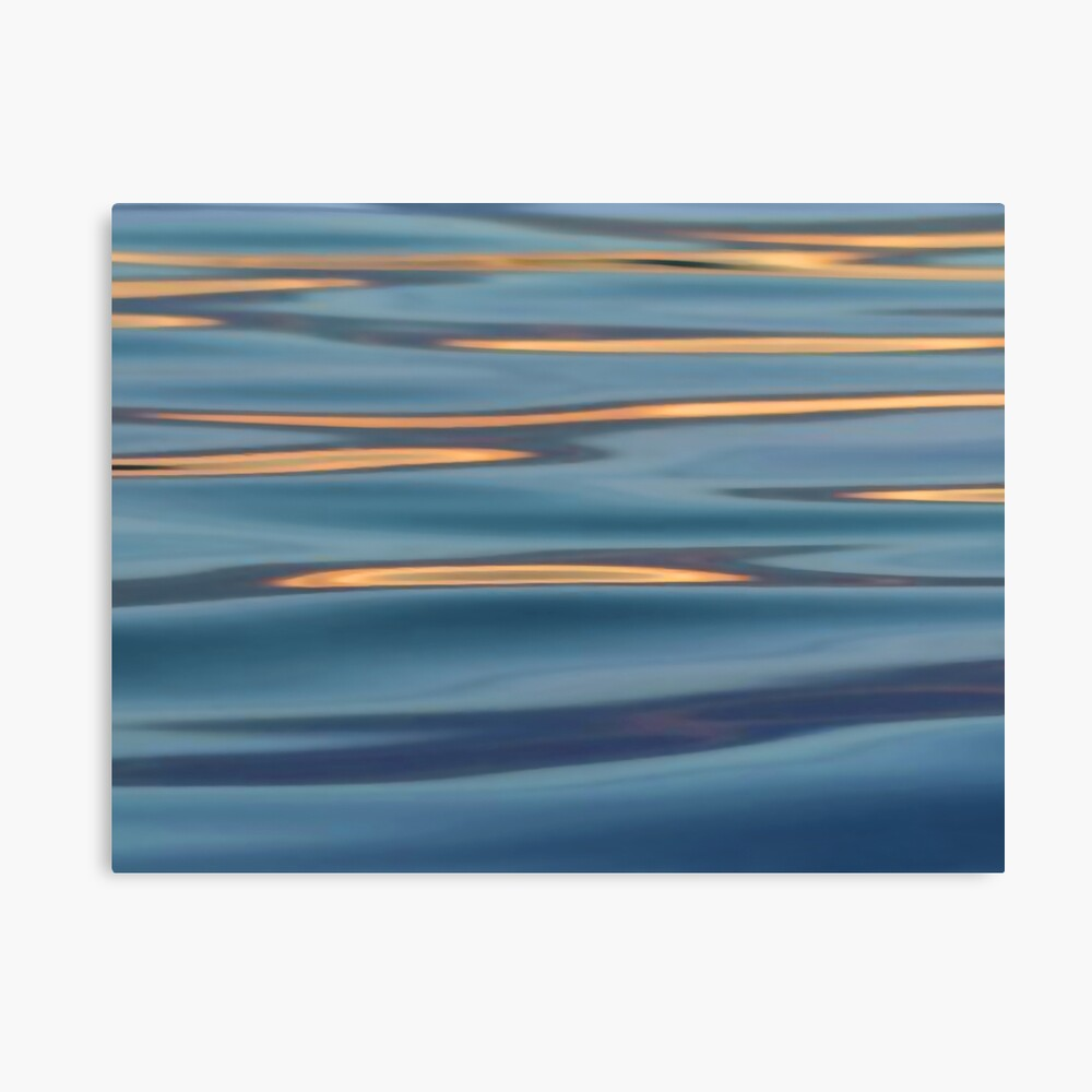 Lights on the Water Canvas Print