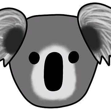 Koala by hintofmint