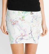 Colors of the Cosmos - Type η Mini Skirt