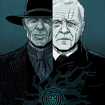 WESTWORLD - Who is in control? by p-a-z