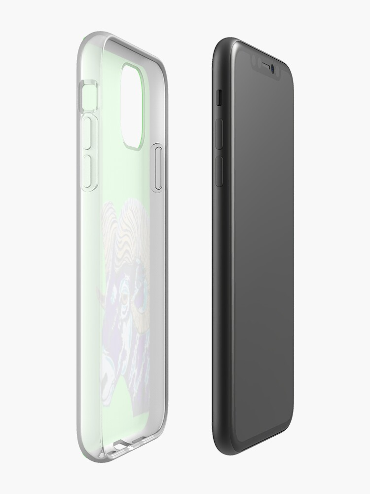 parda étui iphone xr aliexpress - Coque iPhone « Big Horn Bonanza », par Kateleemonster