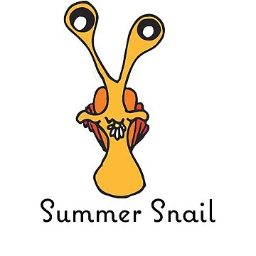 Summer Snail by Quitoxic