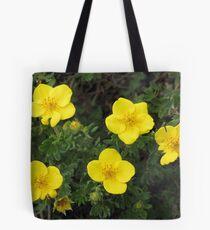 Burren Flowers Tote Bag