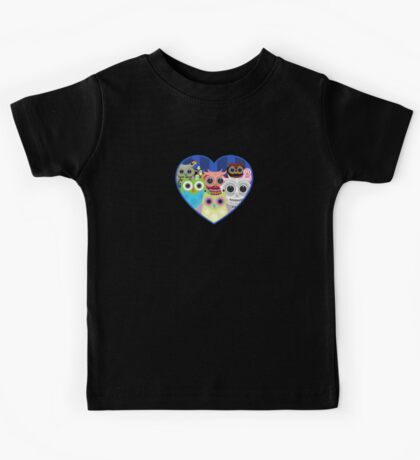 Love Owls 2 (Black) Kids Clothes