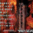 SPECTRE ALBUM COVER  by morphfix