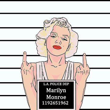 Marilyn Monroe by rosiojh