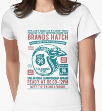 RACING CARS Women's Fitted T-Shirt