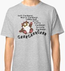 Soft Owlbear - Grrr Grrr Grrr Classic T-Shirt