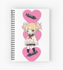 Cute But Psycho  Spiral Notebook