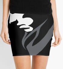 Mysterious with Cheekbones Mini Skirt