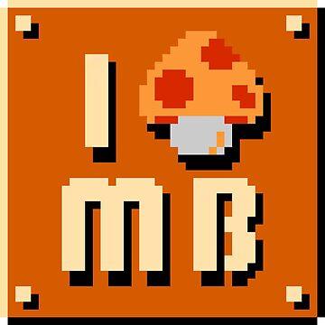 I Love Mario Bros. by Stridden