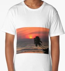 Sunset ...  Gulf of Mexico Long T-Shirt