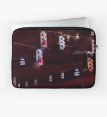 Traffic Light Abstraction Laptop Sleeve