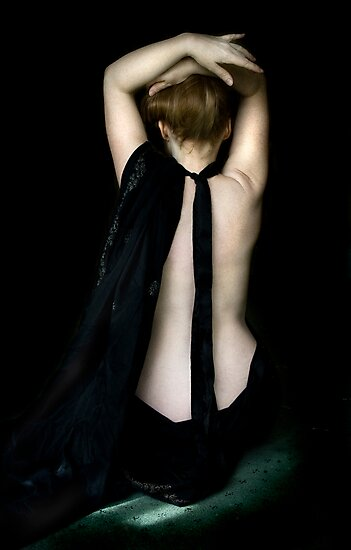 Geisha Girl  by Jacqueline Baker