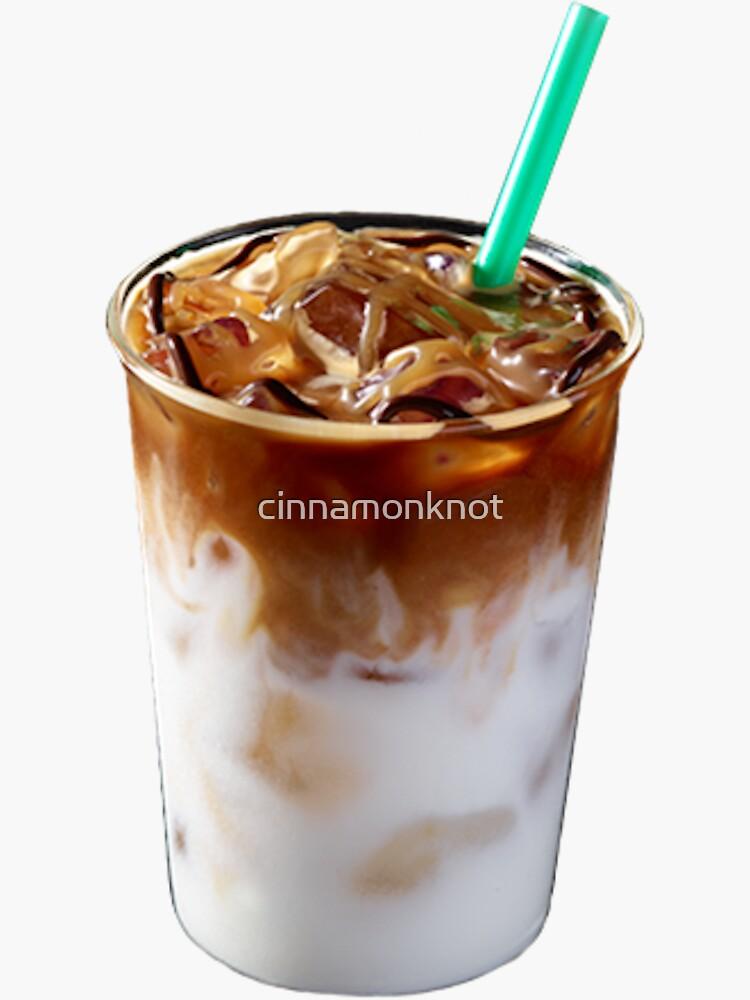 latte de leche de almendras helado de cinnamonknot
