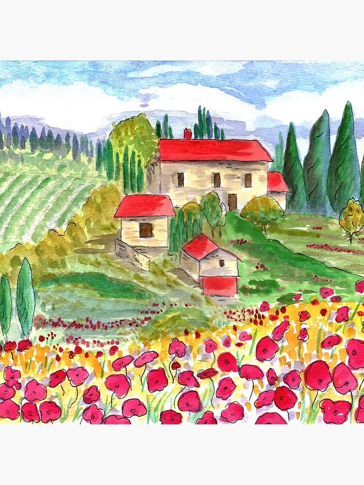 Tuscany by catholcombe