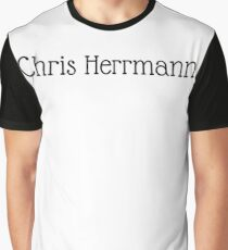 Chris Herrmann Graphic T-Shirt