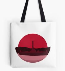 Sunset over the Imperial City Tote Bag