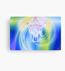 A High Priestess Has Ascended Canvas Print