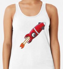 Squizzler on the move Women's Tank Top