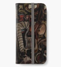 Absence Of Missed Opportunities Depopulates Future Nostalgias iPhone Wallet/Case/Skin