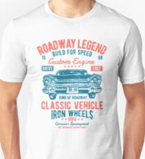 Cars | Classic Cars | Vintage Cars | American Muscle | American Cars Unisex T-Shirt